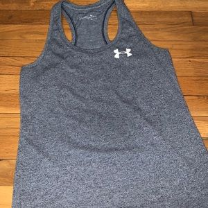 Under armour tank size small